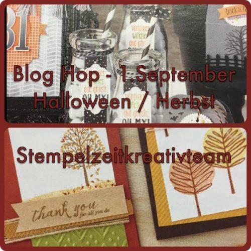 Blog Hop Herbst 21016